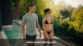 Cuts Clothing TV Spot, 'Stylish and Comfortable' Song by Swif7