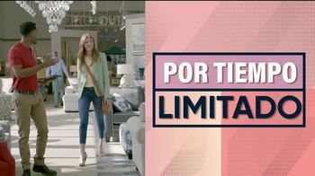 Rooms to Go Venta de Otoño TV Spot, 'Juego de sala de cinco piezas' [Spanish] - Thumbnail 2