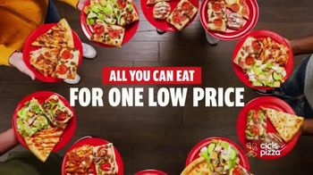 CiCi's Pizza TV Spot, 'All You Can Eat' - Thumbnail 5