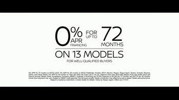 2022 Nissan Pathfinder TV Spot, 'Devil's Drop' [T2] - Thumbnail 10