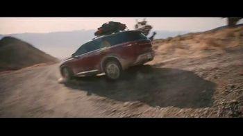 2022 Nissan Pathfinder TV Spot, 'Devil's Drop' [T2] - Thumbnail 6