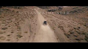 2022 Nissan Pathfinder TV Spot, 'Devil's Drop' [T2] - Thumbnail 7