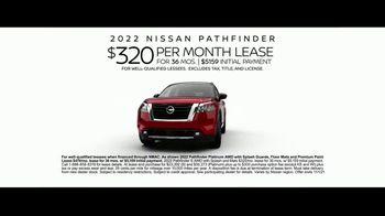 2022 Nissan Pathfinder TV Spot, 'Devil's Drop' [T2] - Thumbnail 9