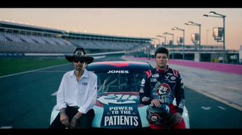 Power to the Patients TV Spot, 'Drive Down the Cost of Healthcare' Featuring Erik Jones - Thumbnail 10