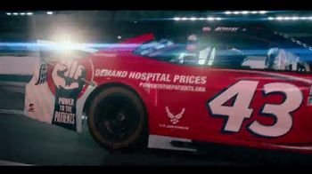 Power to the Patients TV Spot, 'Drive Down the Cost of Healthcare' Featuring Erik Jones - Thumbnail 7