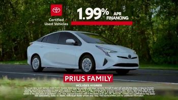 Toyota Certified Used Vehicles TV Spot, 'Synonymous With Trust' [T2] - Thumbnail 10