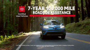 Toyota Certified Used Vehicles TV Spot, 'Synonymous With Trust' [T2] - Thumbnail 6