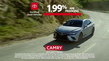 Toyota Certified Used Vehicles TV Spot, 'Synonymous With Trust' [T2] - Thumbnail 9