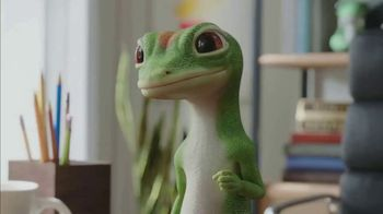 GEICO TV Spot, 'Marvel: The Gecko Becomes An Eternal'