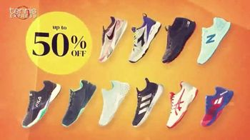 Tennis Express Friends and Family Sale TV Spot, 'Your Favorite Shoes and Apparel'