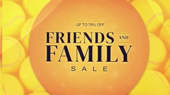 Tennis Express Friends and Family Sale TV Spot, 'Your Favorite Shoes and Apparel' - Thumbnail 2