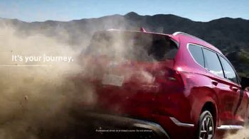 2022 Hyundai Santa Fe TV Spot, 'Your Journey: Santa Fe' [T2] - Thumbnail 7