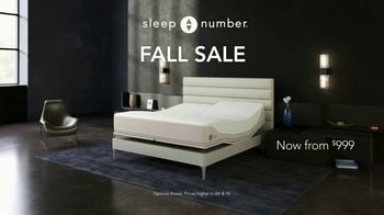 Sleep Number Fall Sale TV Spot, 'Weekend Special: Cowboys Powering: Save $800' - Thumbnail 1