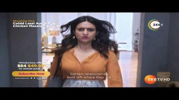 ZEE5 TV Spot, 'Coldd Lassi Aur Chicken Masala'