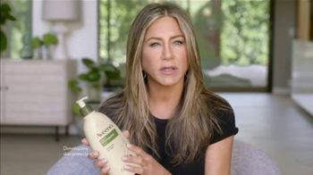 Aveeno TV Spot, 'Chat With an Aveeno Principal Scientist: Face Cream' Featuring Jennifer Aniston