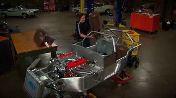 Stacey David GearZ Deluxe Project Planning Book TV Spot, 'Automotive Project'