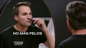 MicroTouch Titanium Max TV Spot, 'Llévalo al max' [Spanish] - Thumbnail 5
