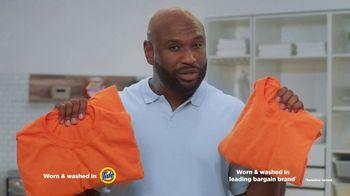 Tide Hygienic Clean Power Pods TV Spot, 'Bargain Brand Comparison'