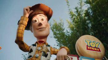 Disney World Toy Story Land TV Spot, 'Celebrate the Little Moments'