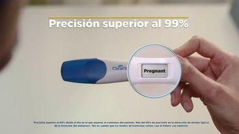 Clearblue Digital Pregnancy Test TV Spot, 'Hermano mayor: Sam' [Spanish] - Thumbnail 6