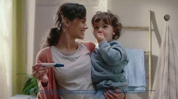 Clearblue Digital Pregnancy Test TV Spot, 'Hermano mayor: Sam' [Spanish]