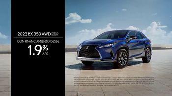 2022 Lexus RX TV Spot, 'Maximalist' [Spanish] [T2] - Thumbnail 8