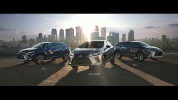 2022 Lexus RX TV Spot, 'Maximalist' [Spanish] [T2]