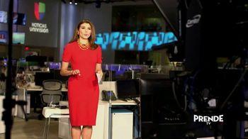 Prende TV TV Spot, 'Noticias Univision 24/7' [Spanish]