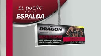 Dragon Pain Relief Cream TV Spot, 'Clases de nudos' [Spanish]