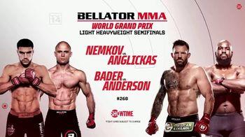 Showtime TV Spot, 'Bellator MMA Championship Tournaments'