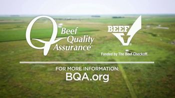 Beef Quality Assurance TV Spot, 'Tip: Injection Site' - Thumbnail 8