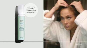 hers TV Spot, 'Hair Regrowth Treatment' Featuring Jennifer Lopez