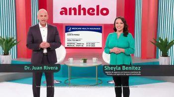Anhelo Medicare Advantage Plans TV Spot, 'Toma medidas ahora' con Dr. Juan Rivera [Spanish] - Thumbnail 2