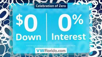 Volkswagen Celebration of Zero TV Spot, 'Zero Reasons' [T2] - Thumbnail 10