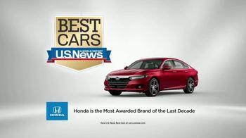Honda TV Spot, 'Your Name' [T1] - Thumbnail 7