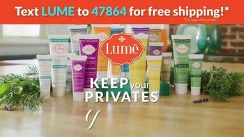 Lume TV Spot, 'Why: Free Shipping' - Thumbnail 10