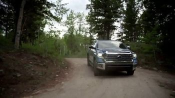 Toyota Fall Savings TV Spot, 'Back on the Road: AWD' Featuring Danielle Demski, Ethan Erickson [T2] - Thumbnail 1