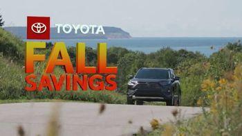Toyota Fall Savings TV Spot, 'Back on the Road: AWD' Featuring Danielle Demski, Ethan Erickson [T2] - Thumbnail 6