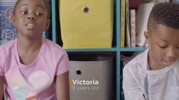No Kid Hungry TV Spot, 'Victoria and Andre' Featuring Jeff Bridges