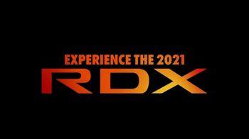 2021 Acura RDX TV Spot, 'Built to Thrill' [T1]