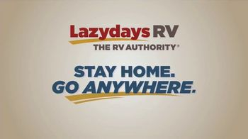 Lazydays TV Spot, 'Stay Home and Go Anywhere: 2020 Coachman Clipper Cadet' - Thumbnail 4