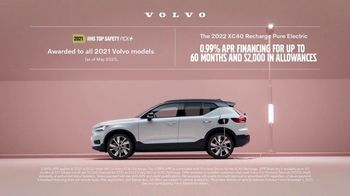 2022 Volvo XC40 Recharge TV Spot, 'Pure Electric: Shop With a Click' Song by New Order [T2] - Thumbnail 7