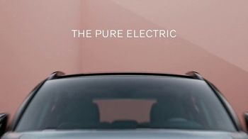 2022 Volvo XC40 Recharge TV Spot, 'Pure Electric: Shop With a Click' Song by New Order [T2] - Thumbnail 1