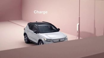 2022 Volvo XC40 Recharge TV Spot, 'Pure Electric: Shop With a Click' Song by New Order [T2] - Thumbnail 2