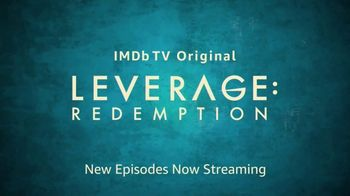 IMDb TV TV Spot, 'Leverage: Redemption and More' - Thumbnail 9