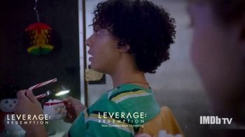 IMDb TV TV Spot, 'Leverage: Redemption and More' - Thumbnail 2