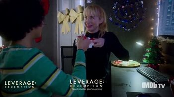 IMDb TV TV Spot, 'Leverage: Redemption and More' - Thumbnail 3