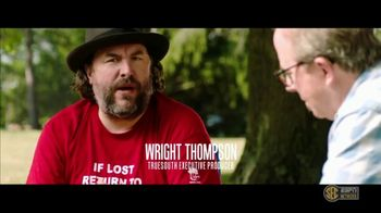 Academy Sports + Outdoors TV Spot, 'SEC Network: Lawn Chair Conversation: Where to Eat'