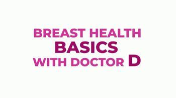 Susan G. Komen for the Cure TV Spot, 'Breast Health Basics' - Thumbnail 2