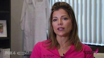 Susan G. Komen for the Cure TV Spot, 'Breast Health Basics' - Thumbnail 6